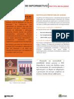 Boletim Informativo 01