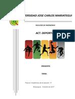 Ac Deportiva Deporte