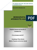 Monografia Apendicitis Aguda