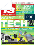 T3 High-tech Magazine N°7 - Juin 2016