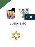 Segui Marti, Anna Judaismo