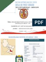 Municipalidad Distrital de Langui 1