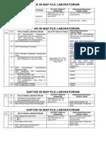 Daftar Isi Map File Lab