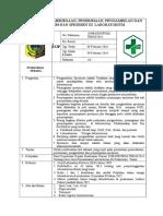 8.1.2.a.sop Permintaan Pemeriksaan, Penerimaan,Pengambilan Dan Penyimpanan Spesimen