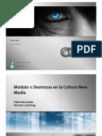 Destrezas en La Cultura New Media