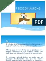 TEORIAS PSICODINÁMICAS