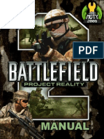 Project Reality Manual