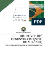 03 Relatorio Nacional de Acompanhamento Dos ODM 2007