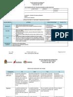2015 Planeacion Historia 3ro Bloque II