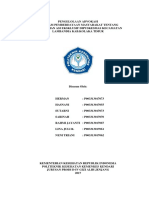 Tugas Kelompok Advokasi Revisi