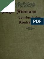Contrapunto de Riemann en Aleman