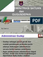 Sistem Administratsi Satuan dan Gugusdepan