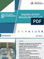 Diagnóstico Del Sector Hidrocarburífero Del Ecuador 2017