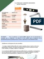 HERRAMIENTA, UTENCILIOS Y APARATOS NECESARIOS.pptx