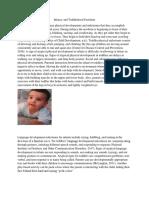 ece 497 week 2 infancy and toddlerhood factsheet
