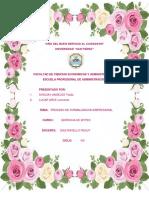 Monografia -De Proceso Para La Formalizacion Emresarial