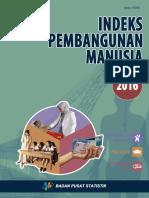 Indeks Pembangunan Manusia 2016