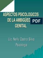 Ambigüedad Genital