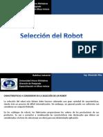 Clase 3 Seleccion del Robot.pptx