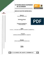 Inv.blanca Estela Unid2 Impacto Ambiental (Plan de Negocio)