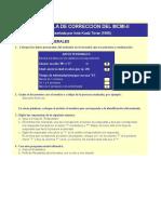 Millon Version Completa Con Cuestionario Uc