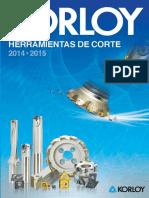 2014 Korloy Catalog ES
