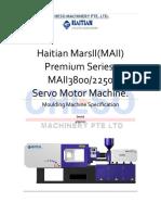 Haitian MarsII MAII3800