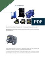 Tipos y Características de Compresores y Tratamiento Del Aire