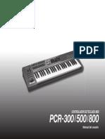 Roland EDIROL PCR 300/500/800