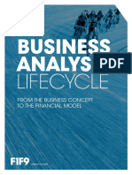 F1F9 Business Analysis LifeCycle eBook