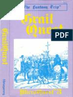 The Fantasy Trip Micro Quest 3 Grail Quest