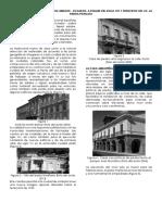 Resumen de La Construcción Tradicional en Ambato