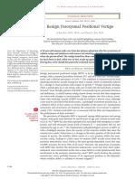 2014_Benign Paroxysmal Positional Vertigo