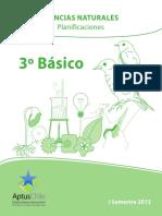3 Basico Ciencias Actividades