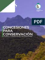 Concesiones Para Conservacion