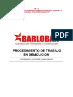 Pro-000-Pdr-rev1 – Pets Trabajo Demolición