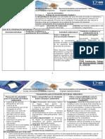 Guía de Actividades y Rúbrica de Evaluación - Fase 4. Trabajo de Reconocimiento Unidad 2