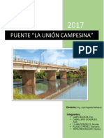 Puente Union Campesina Trabajo Final