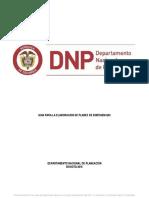 SO-G13 Guia Para La Elaboracion de Planes de Emergencias. Colombia