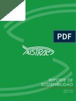 Reporte de Sostenibilidad 2015