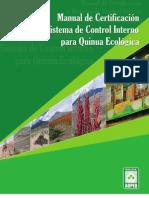 Manual de Certificación y Sistemas de Control Interno para Quinua Ecológica _ R.Miranda