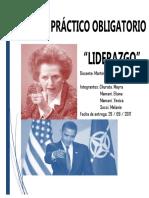 T.P.O Barack Obama Margaret Thatcher (1)