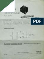 Heathkit PS 2350