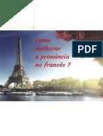 Guia de Pronúncia Do Francês