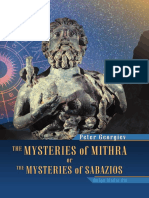 The Mysteries of Sabazios