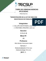 Ciencias Basicas Laboratorio8 C15B Mesa5 Proyecto