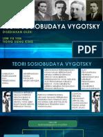 Teori Sosiobudaya Vygotsky