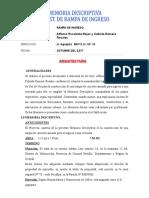 M.D. CONST. RAMPA