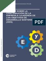 Informe Empresa Ods 2017 Guatemala