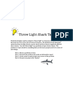 throw light description and rubric